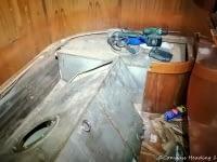 Boat refit - plumbing